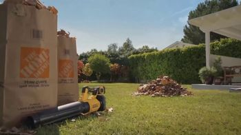 The Home Depot Labor Day Savings TV Spot, 'You Did This'