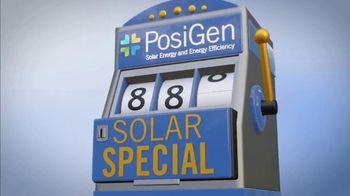 PosiGen 888 Solar Special TV Spot, 'Slot Machine' - Thumbnail 2
