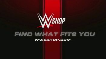 WWE Shop TV Spot, 'Energize Your Style: 20% Off Championship Titles and 40% Off Tees' Song by Easy McCoy - Thumbnail 6