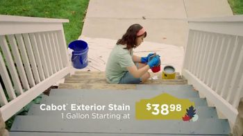 Lowe's TV Spot, 'Labor Day: Change Is in the Air'