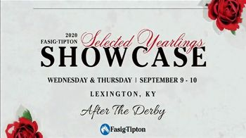 Fasig-Tipton Company TV Spot, '2020 Selected Yearlings Showcase: Unprecedented'