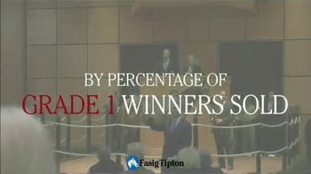 Fasig-Tipton Company TV Spot, '2020 Selected Yearlings Showcase: Unprecedented' - Thumbnail 1