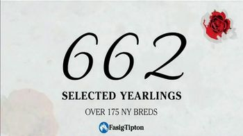 Fasig-Tipton Company TV Spot, '2020 Selected Yearlings Showcase: Unprecedented' - Thumbnail 7