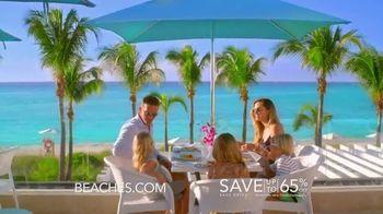 Beaches TV Spot, 'Feel Safe While Enjoying Paradise' - Thumbnail 3