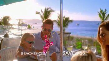 Beaches TV Spot, 'Feel Safe While Enjoying Paradise' - Thumbnail 4