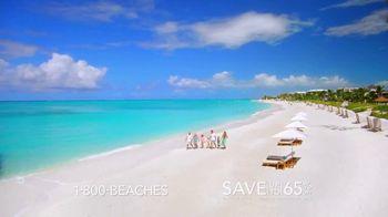 Beaches TV Spot, 'Feel Safe While Enjoying Paradise'