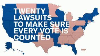 ACLU TV Spot, 'Vote by Mail Hypocrisy' - Thumbnail 7