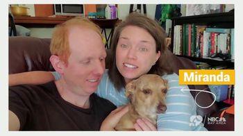 Clear the Shelters TV Spot, 'NBC 11 San Francisco: Miranda' - Thumbnail 1