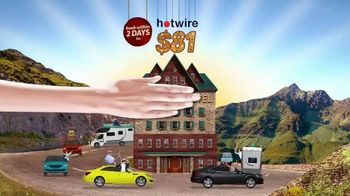 Hotwire TV Spot, 'The Hotwire Effect: Last Minute Mountain'