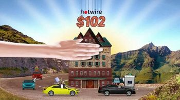 Hotwire TV Spot, 'The Hotwire Effect: Last Minute Mountain' - Thumbnail 4