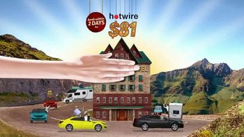 Hotwire TV Spot, 'The Hotwire Effect: Last Minute Mountain' - Thumbnail 7