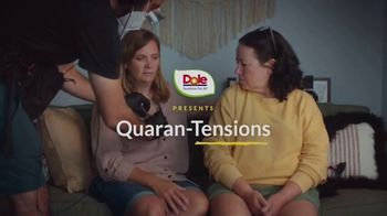Dole Fruit Bowls TV Spot, 'Quaran-Tensions: Kid Code'