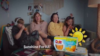 Dole Fruit Bowls TV Spot, 'Quaran-Tensions: Kid Code' - Thumbnail 8