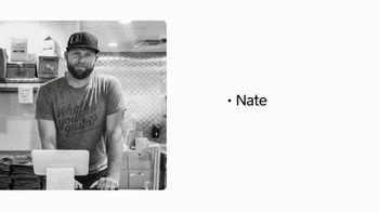 Square TV Spot, 'Nate Hybl: Gusto!'