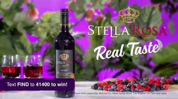 Stella Rosa Wines TV Spot, 'Fruity Goodness: Enter for a Chance to Win $500' - Thumbnail 10