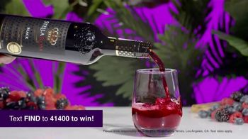Stella Rosa Wines TV Spot, 'Fruity Goodness: Enter for a Chance to Win $500'