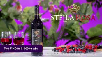 Stella Rosa Wines TV Spot, 'Fruity Goodness: Enter for a Chance to Win $500' - Thumbnail 9