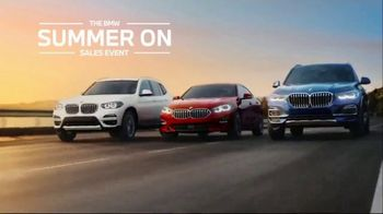 BMW Summer On Sales Event TV Spot, \'Cheers to an Unforgettable Summer\' Song by Nicki Minaj [T2]