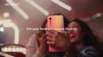 LG VELVET TV Spot, 'What's Your Favorite Thing?: Verizon' - Thumbnail 9