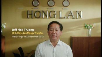 Wells Fargo TV Spot, 'Hong Lan Money Transfer' - Thumbnail 2