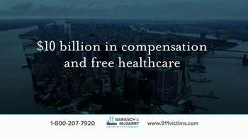 Barasch & McGarry TV Spot, '9/11 Didn't End on 9/11: Respiratory Illness Healthcare' - Thumbnail 3