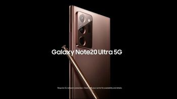 Samsung Galaxy Note20 Ultra TV Spot, 'Powerphone: No Offer' Song by I Don't Speak French - Thumbnail 9
