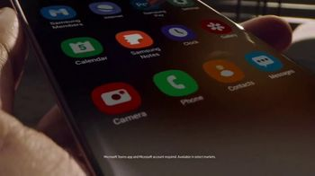 Samsung Galaxy Note20 Ultra TV Spot, 'Powerphone: No Offer' Song by I Don't Speak French - Thumbnail 2