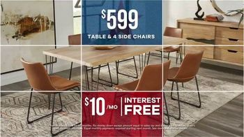 Rooms to Go Labor Day Sale TV Spot, 'Refresh: Sofas, Sectionals and Tables' - Thumbnail 7