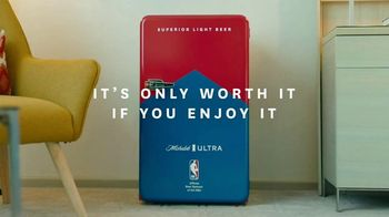 Michelob ULTRA TV Spot, 'ULTRA Delivery: Win a Fridge' Song by the Joy Tones - 39 commercial airings