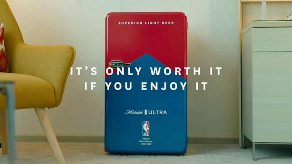 Michelob Ultra Tv Commercial Ultra Delivery Win A Fridge Song By The Joy Tones Ispot Tv