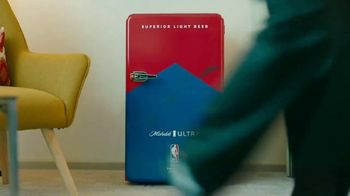 Michelob ULTRA TV Spot, 'ULTRA Delivery: Win a Fridge' Song by the Joy Tones - Thumbnail 7