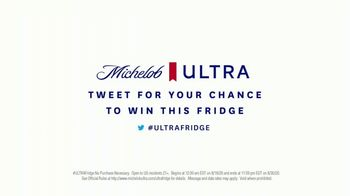 Michelob ULTRA TV Spot, 'ULTRA Delivery: Win a Fridge' Song by the Joy Tones - Thumbnail 9