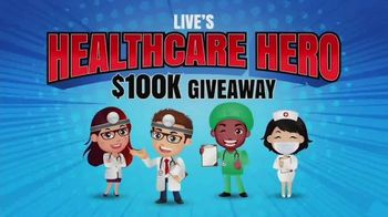 SoFi TV Spot, 'Live's Healthcare Hero $100K Giveaway' - 2 commercial airings