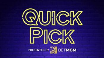 BetMGM Quick Pick TV Spot, 'Pregame Picks' - 247 commercial airings