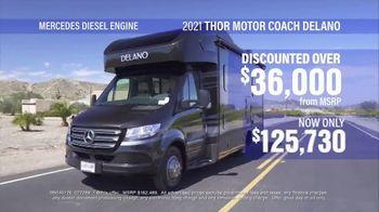La Mesa RV TV Spot, '2021 Thor Motor Coach Delano' - Thumbnail 3