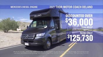 La Mesa RV TV Spot, '2021 Thor Motor Coach Delano'