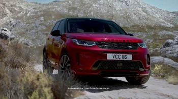 2020 Land Rover Discovery Sport TV Spot, 'Whatever the Endeavor' [T2]