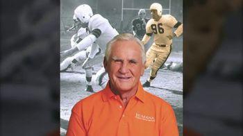 Humana TV Spot, 'Honoring Legendary Coach Don Shula' - Thumbnail 6
