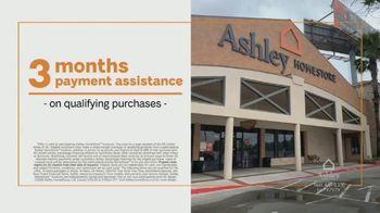 Ashley HomeStore Ashley Cares Relief Program TV Spot, 'Virtual Appointment' - Thumbnail 6