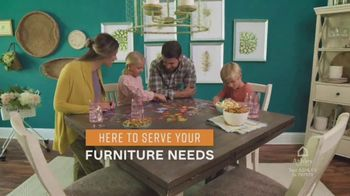 Ashley HomeStore Ashley Cares Relief Program TV Spot, 'Virtual Appointment' - Thumbnail 7