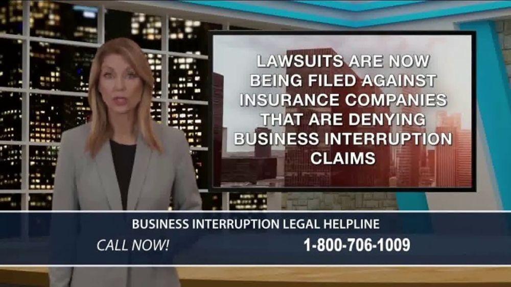 McDivitt Law Firm, P.C. TV Commercial, 'Insurance Coverage Denial'