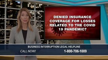 McDivitt Law Firm, P.C. TV Spot, 'Insurance Coverage Denial' - Thumbnail 2