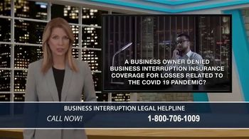 McDivitt Law Firm, P.C. TV Spot, 'Insurance Coverage Denial' - Thumbnail 8