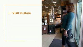 Ashley HomeStore TV Spot, 'Furniture Neds: Virtual Appointments + 25 Percent Off' - Thumbnail 5