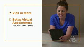 Ashley HomeStore TV Spot, 'Furniture Neds: Virtual Appointments + 25 Percent Off' - Thumbnail 6