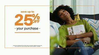 Ashley HomeStore TV Spot, 'Furniture Neds: Virtual Appointments + 25 Percent Off' - Thumbnail 7
