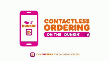Dunkin' TV Spot, 'Safety: All Protocols' - Thumbnail 8