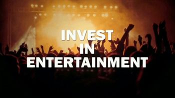 Clear Vision Clear Path Inc. TV Spot, 'Invest in Entertainment' - Thumbnail 1