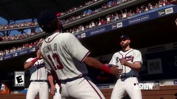 MLB The Show 20 TV Spot, 'Brilliant'