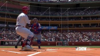 MLB The Show 20 TV Spot, 'Brilliant' - Thumbnail 4